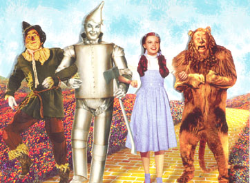 The wizard of oz dorothy fucks - 3 3
